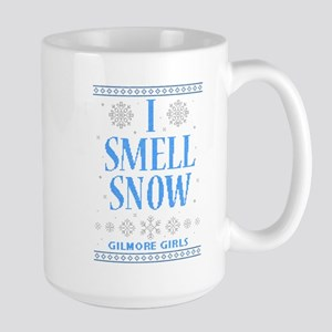 I Smell Snow Ugly Chris Stainless Steel Travel Mug