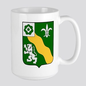 63rd Armor Regiment Large Mug
