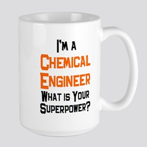 chemical engineer 15 oz Ceramic Large Mug