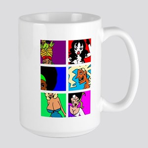 Cult Cinema Queens Mug