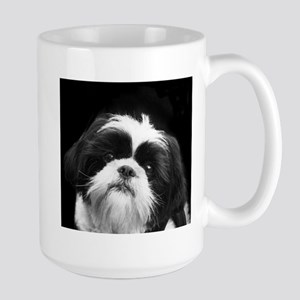 Shih Tzu Dog Large Mug