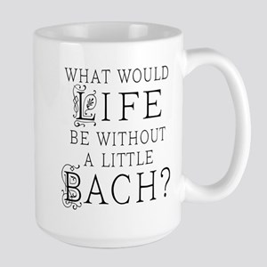 Fun Bach Music Quote Mugs