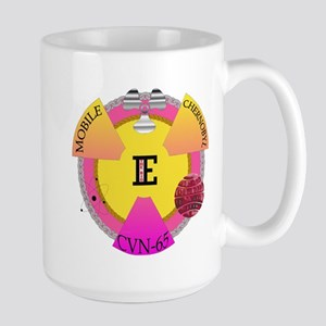 Mobile Chernobyl Large Mug