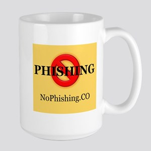 Nophishing Yellow Mugs