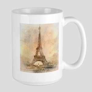 Vintage Paris Mugs