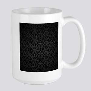 Elegant Black Mugs