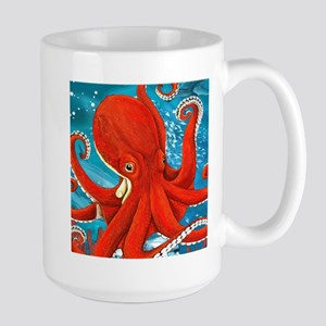 Octopus Painting Mugs