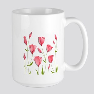 Pretty Flowers Mugs
