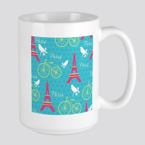 Paris Large Mug