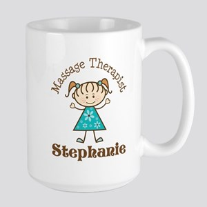Massage Therapist Personalized Mugs