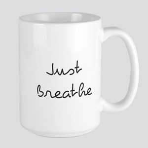 Just Breathe Mugs