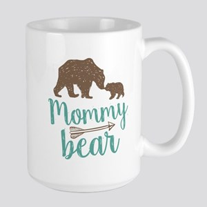 Mommy Bear Large Mug