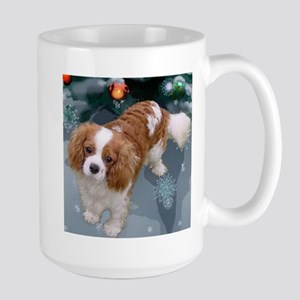 Cavalier King Charles Chr 15 oz Ceramic Large Mug