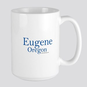 Eugene, OR Large Mug