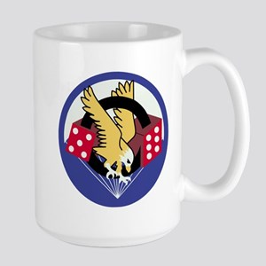 506th PIR Para-Dice Stainless Steel Travel Mugs