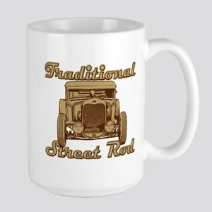 Chopped 1930 Ford Coupe Large Mug