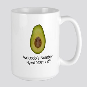 Avocados Number Travel Mugs