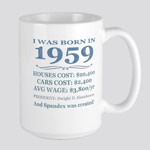 Birthday Facts-1959 Mugs