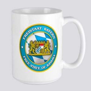 Bavaria Medallion Mugs
