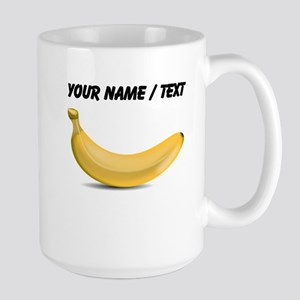 Custom Yellow Banana Mugs
