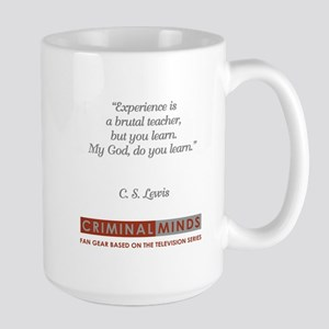 CS LEWIS QUOTE Large Mug