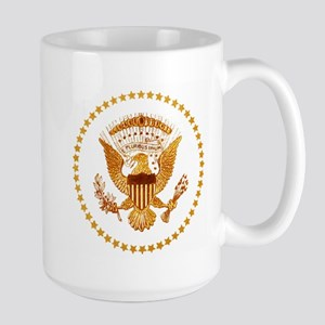 Presidential Seal, The White House Large Mug