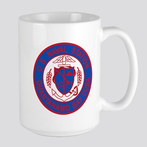 US NAVAL STATION GUANTANAMO BAY CUBA Military Mugs