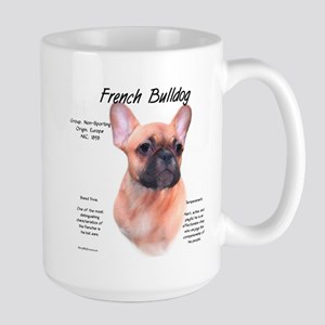 French Bulldog 15 oz Ceramic Large Mug