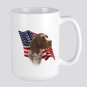 GSP Flag Large Mug