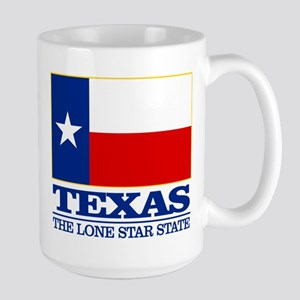 Texas State Flag Mugs