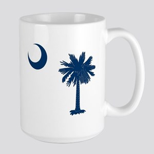 Palmetto & Cresent Moon Large Mug