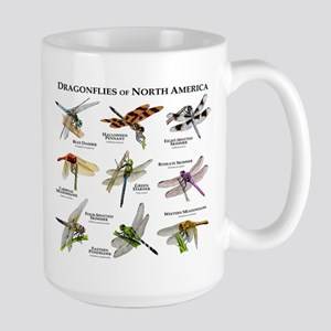 Dragonflies of North America Large Mug
