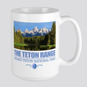 Grand Teton National Park Mugs