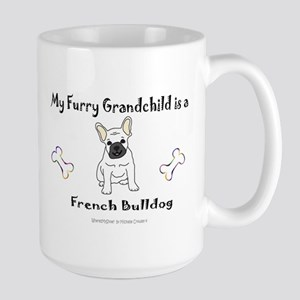 french bulldog gifts Large Mug