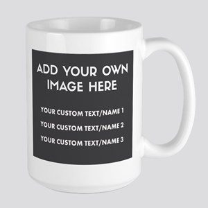 Add Your Own Image/Text Mugs