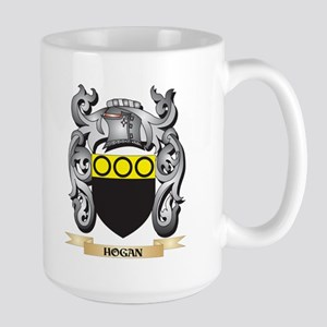 Hogan Coat of Arms - Family Crest Mugs