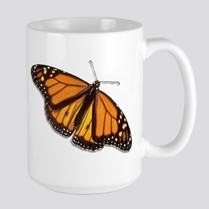The Monarch Butterfly Large Mug