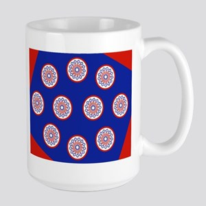 Blanket of Stars and Stripes Mugs