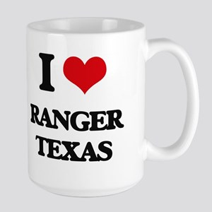 I love Ranger Texas Mugs