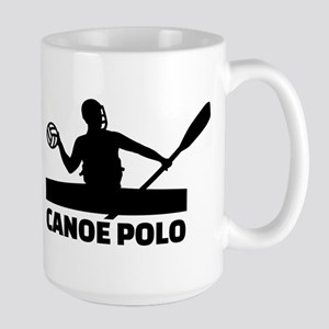 Canoe Polo Large Mug