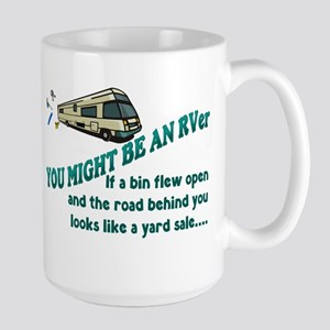 You Might Be An RVer...bin Mugs