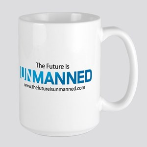 The Future is Unmanned Mugs