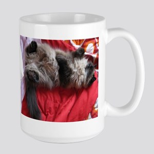 himalyan seal point sleeping Mugs