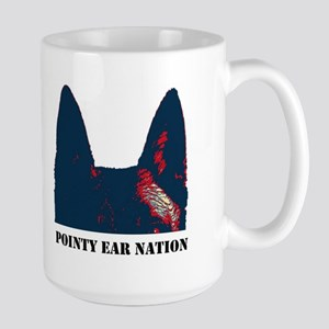 Pointy Ear Nation Large Mug