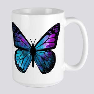 Galactic Butterfly Mugs