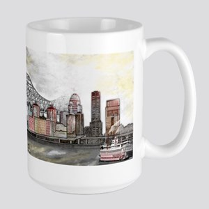 Louisville Skyline Mugs