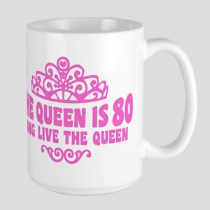 queen80bb3 15 oz Ceramic Large Mug