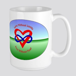 Poly Large Mug Mugs