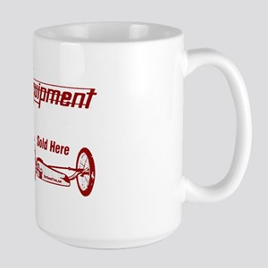 Speed Equipment sold here-4 Large Mug