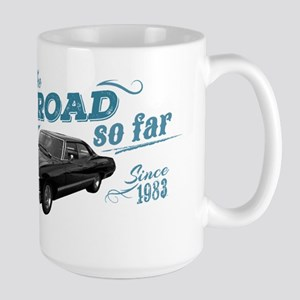 Supernatural - The Road so far 2 Mugs